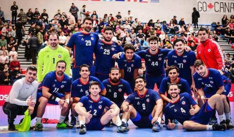 Selección Chilena Masculina de Handball disputa este fin ...