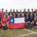 Chile se quedó con el tercer lugar del Sudamericano de Rugby Seven Femenino