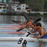Chile sumó 10 nuevas medallas de oro en el Sudamericano de Canotaje