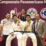 Thomas Briceño y Francisco Solis ganaron medalla de bronce en el Panamericano de Judo