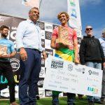 Nadia Erostarbe y Joao Chianca ganaron el Héroes de Mayo Iquique Pro 2019