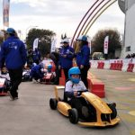 Con éxito se realizó la primera fecha del ABB Eliseo E-Karts