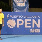 Alejandro Tabilo derrotó a Darian King y se instaló en las semifinales del Challenger de Puerto Vallarta