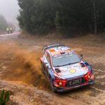 Andreas Mikkelsen fue el más rápido en el Shakedown del Copec Rally Chile