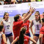 Chile se quedó con el cuarto lugar de la Copa Panamericana U18 de Volleyball Femenino