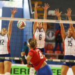Chile suma dos derrotas en la Copa Panamericana Sub 20 de Volleyball Femenino