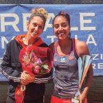 Daniela Seguel se tituló campeona del W25 de Roma
