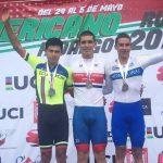 Chile sumó sus primeras medallas en el Panamericano de Ciclismo de Ruta 2019