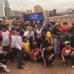 Embajada de Estados Unidos entregó implementación deportiva a la Liga de Béisbol Escolar de Antofagasta
