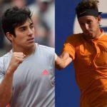 Nicolás Jarry y Cristian Garin conocieron a sus rivales para la primera ronda de Roland Garros