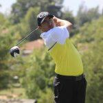 Gustavo Silva logra una gran ronda y toma el liderato del Abierto Mexicano de Golf