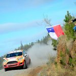 José Tomás Fernández ganó la etapa sabatina de la categoría R2 en el Cópec Rally Chile