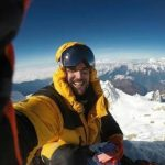 Juan Pablo Mohr es el primer chileno en subir el Everest sin usar oxígeno suplementario