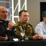 Este martes se lanzaron las medidas viales para enfrentar el Copec Rally Chile