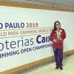 Chile realizó una gran actuación en el Open Loterías Caixa de Natación y Atletismo