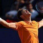 Nicolás Jarry avanzó a cuartos de final del ATP 250 de Ginebra