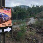 Importante noticia del Copec Rally Chile: Desalojarán al público que esté mal ubicado en Pelún