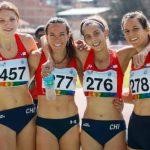 Selección Chilena Femenina  de posta 4x400 viajó a Japón para participar en el Mundial de Relevos