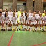 Selección Chilena Femenina de Futsal disputará un torneo amistoso en Brasil
