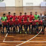 La Roja de Futsal cerró su gira por Paraguay con un empate