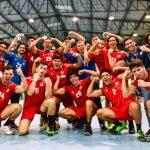 Chile suma dos triunfos y una derrota en el Centro Sudamericano Juvenil Masculino de Handball