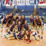Chile obtuvo el quinto lugar en la Copa Panamericana Sub 20 de Volleyball Femenino