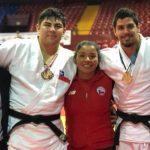 Thomas Briceño y Francisco Solis ganaron medalla de bronce en la Copa Panamericana de Judo