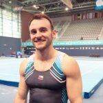 Tomás González clasificó a la final de suelo en la World Challenge de Croacia