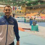 Tomás González, Makarena Pinto y Franchesca Santi clasificaron a las finales del World Challenge de Eslovenia
