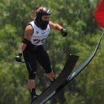Valentina González logra un nuevo récord chileno de salto en esquí náutico