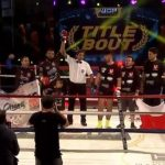 Iván Galaz no conquistó el título mundial de kickboxing al empatar con el brasileño Cesinha Almeida