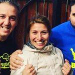 Isis Mascareña se reune con Claudio Pardo para relanzar su carrera profesional