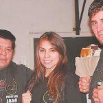 Daniela Asenjo y Gerardo Mellado viajarán a México para preparar sus próximos desafíos