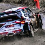 El estonio Ott Tänak se mantiene como líder tras segunda jornada del Copec Rally Chile