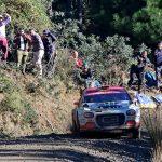 Ott Tänak lidera el Copec Rally Chile tras la primera jornada