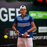 Alejandro Tabilo cayó en las semifinales del Challenger de Shymkent