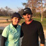 Tomás Gana y Antonia Matte clasificaron a la Copa Los Andes