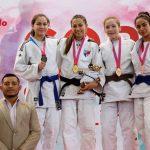 Chile realizó una gran actuación en el Panamericano Cadete y Junior de Judo