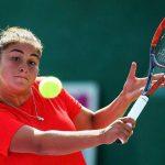Bárbara Gatica se despidió del W60 de Charleston tras caer en cuartos de final de dobles