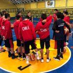 Se entregó la nómina de Chile para el Sudamericano Sub 14 de Básquetbol Masculino