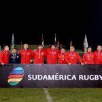 """Los """"Cóndores 7"""" ganan el bronce en el Sudamericano de Seven y clasifican al repechaje a Tokio 2020"""