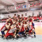 Chile derrotó a Puerto Rico y se instaló en las semifinales de la Copa Panamericana de Volleyball Masculino
