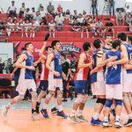 Chile gana de manera invicta su grupo en la Copa Panamericana de Volleyball Masculino