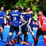 Chile cayó ante Corea del Sur en su debut por el Hockey Series Final Masculino de Francia