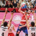 Selección Chilena de Volleyball finalizó en el cuarto lugar de la Copa Panamericana Masculina