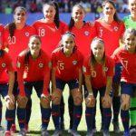 La Roja Femenina batalló pero cayó en la agonía ante Suecia