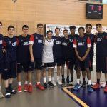 Santiago será la sede del Sudamericano Sub 17 de básquetbol masculino