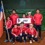 Equipos chilenos fueron octavo y noveno en el Sudamericano Sub 12 de Tenis