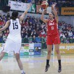 Chile cayó ante USA en el Premundial U16 de Básquetbol Femenino
