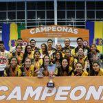 Coquimbo Unido se tituló campeón del Apertura Femenino de Futsal